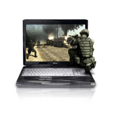 Ноутбук Dell XPS M1730 T8300 Red