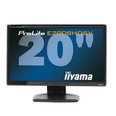 Монитор (old) Iiyama ProLite E2008HDSV-B1