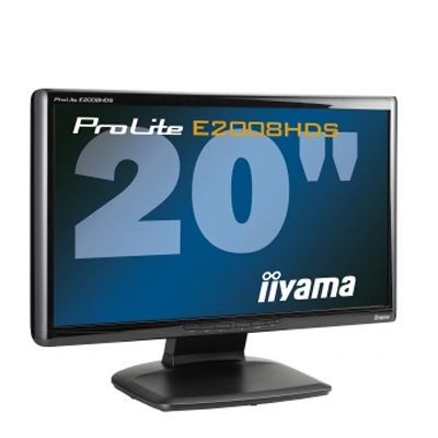 Монитор Iiyama ProLite E2008HDS-B1