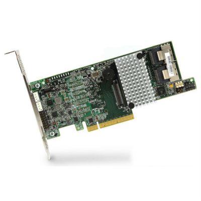 Контроллер LSI серверный MegaRAID SAS9271-8I SGL (LSI00330)