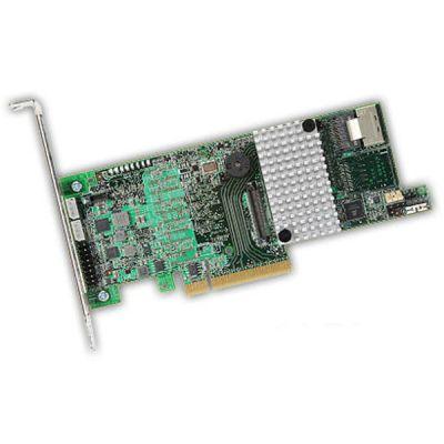 Контроллер LSI серверный MegaRAID SAS9266-4I SGL (LSI00305)