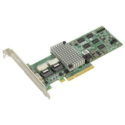 Контроллер LSI серверный MegaRAID SAS9260-8I SGL (LSI00198)