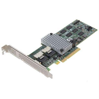 Контроллер LSI серверный MegaRAID SAS9260-8I KIT (LSI00202)
