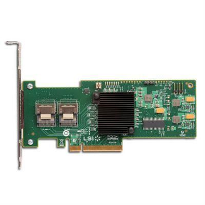 Контроллер LSI серверный MegaRAID SAS9240-8I KIT (LSI00204)