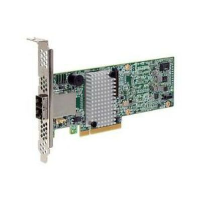 Контроллер LSI серверный MegaRAID SAS9380-8e SGL (LSI00438)