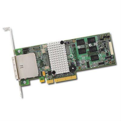 Контроллер LSI серверный MegaRAID SAS9280-8E SGL (LSI00205)