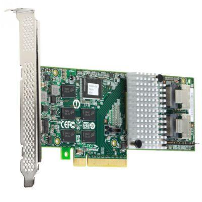 Контроллер LSI серверный MegaRAID SAS9261-8I SGL (LSI00212)