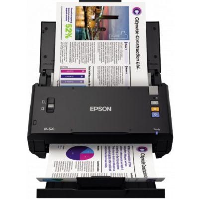 Сканер Epson WorkForce DS-520N B11B234401BT