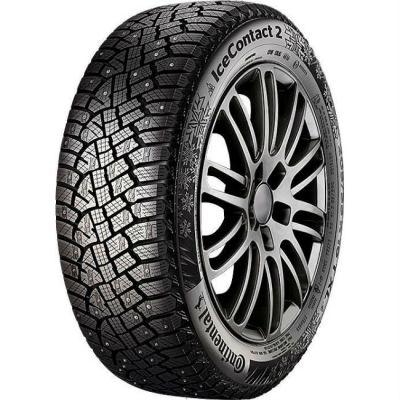 Зимняя шина Continental 215/65 R16 102T XL IceContact 2 SUV KD Шип 347083