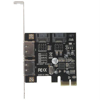 Контроллер Orient для подключения жестких дисков A1061S Ret