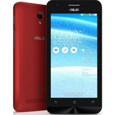 Смартфон ASUS Zenfone C ZC451CG 8Gb 3G Красный 90AZ0073-M01460