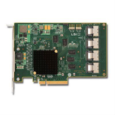 Контроллер LSI серверный SAS9201-16I SGL (LSI00244)