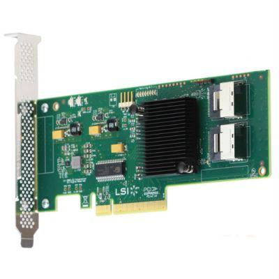 Контроллер LSI серверный SAS9211-8I SGL (LSI00194)