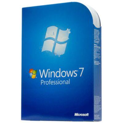 Программное обеспечение Microsoft IN PACK Win Pro 7 SP1 32-bit English 1pk DSP OEI DVD LCP FQC-08279