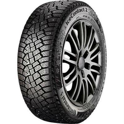 Зимняя шина Continental 225/50 R17 98T XL IceContact 2 KD Шип 347039
