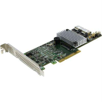 Контроллер LSI серверный MegaRAID SAS9271-8ICC SGL (LSI00334)