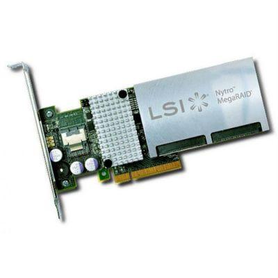 Контроллер LSI серверный Nytro MegaRaid 8120-4i (LSI00353)