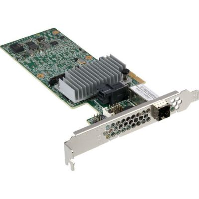 Контроллер LSI серверный MegaRAID SAS9380-4i4e SGL (LSI00439)