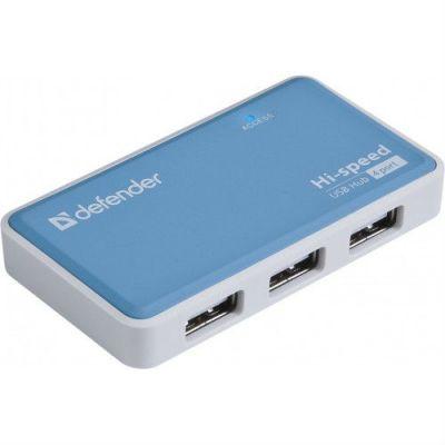 Аксессуар Defender USB-концентратор QUADRO POWER