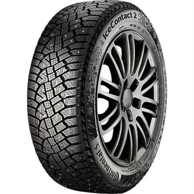 Зимняя шина Continental 205/60 R16 96T XL IceContact 2 KD Шип 347019