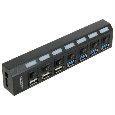 Аксессуар Orient USB-концентратор BC-315
