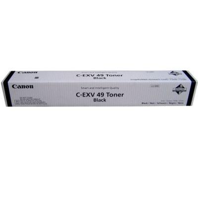 ��������� �������� Canon �����-�������� C-EXV49 Black 8524B002