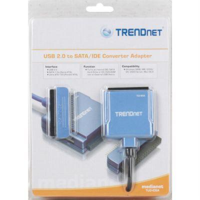 Адаптер TrendNet Переходник для подключения жёстких дисков TU2-IDSA
