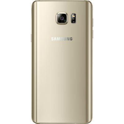 Смартфон Samsung Galaxy Note 5 64Gb Gold SM-N920CZDESER