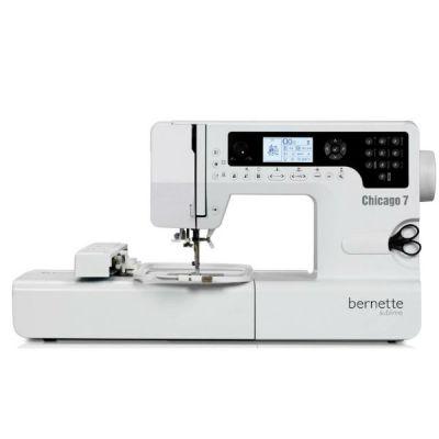 Швейная машина Bernina вышивальная Bernette CHICAGO 7