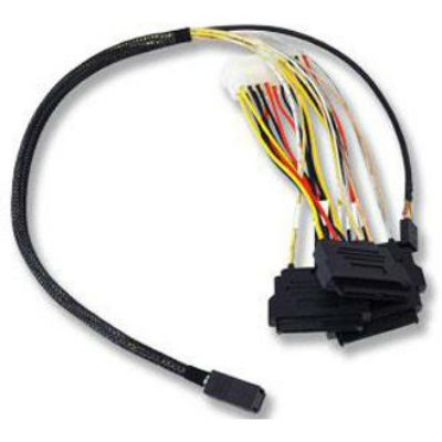 Кабель LSI для подключения контроллера CBL-SFF8643-SAS8482SB-06M (LSI00412)