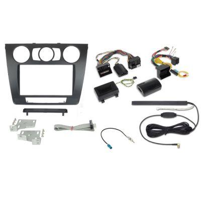 Alpine Установочный комплект для INE-W987D для BMW 1-й серии (с ручн. кондиционером) KIT-7BM1M