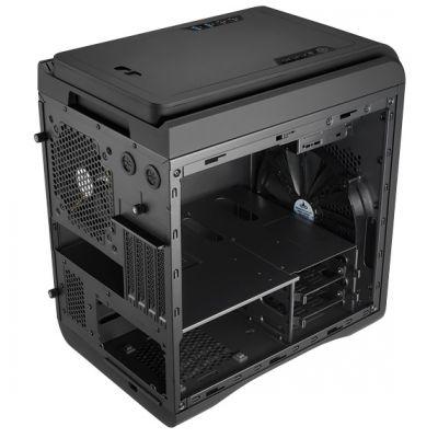 ������ Aerocool DS Cube Window Black (������, � �����)