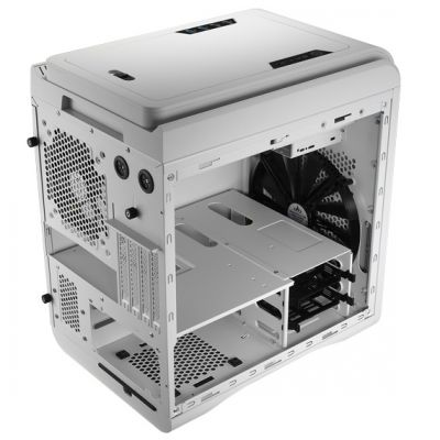 Корпус Aerocool DS Cube Window White (белый, с окном)