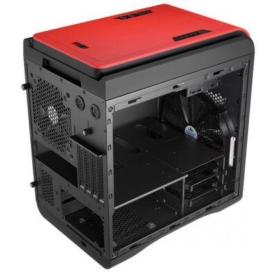 ������ Aerocool DS Cube Window Red (�������, � �����)