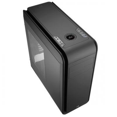 Корпус Aerocool DS 200 Window Black