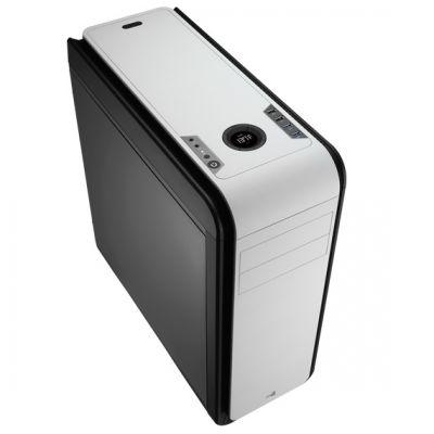 Корпус Aerocool DS 200 Black/White