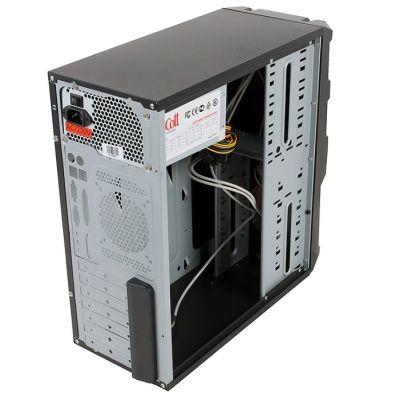 Корпус 3Cott 3C-ATX111G 500W Black