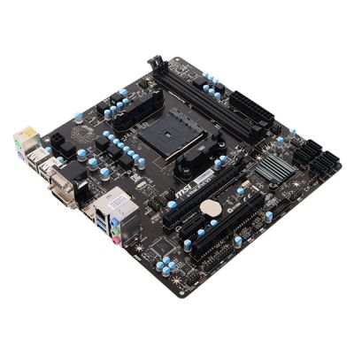 Материнская плата MSI A78M-E35 V2