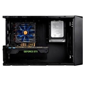 Корпус Thermaltake Urban SD1 Black CA-1A9-00-S1NN-00