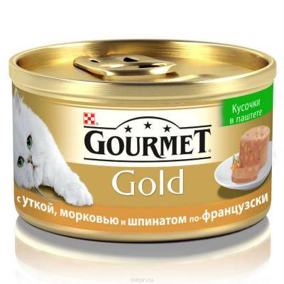 �������� Gourmet Gold ��� ����� ������� � ������� � �����, �������� � �������� ��-���������� 85� (����. 24 ��) (12254204)