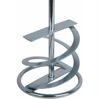 Насадка для перемешивания Практика хвостовик SDS-plus,120 х 600, гипс, клей д/плитки 779-585