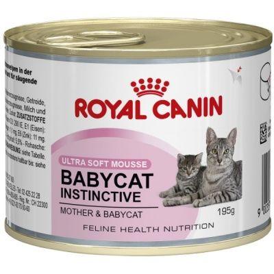 �������� Royal Canin Baby Cat Instinctive ��� ����� 195��