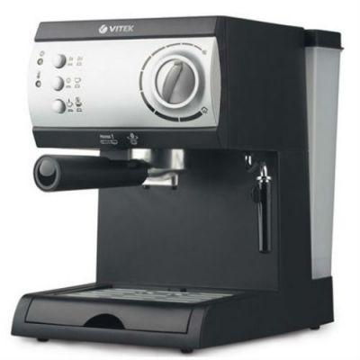 Кофеварка Vitek эспрессо VT-1511 черный