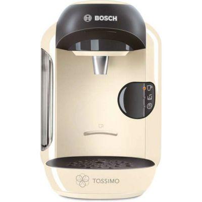 Кофемашина Bosch Tassimo TAS1257 бежевый