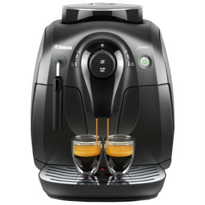 Кофемашина Philips Saeco HD8644/01 черный