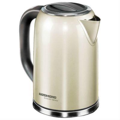 Электрический чайник Redmond RK-M114 бежевый