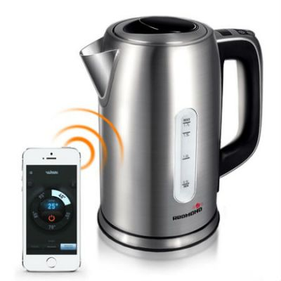 Электрический чайник Redmond RK-M171S серебристый
