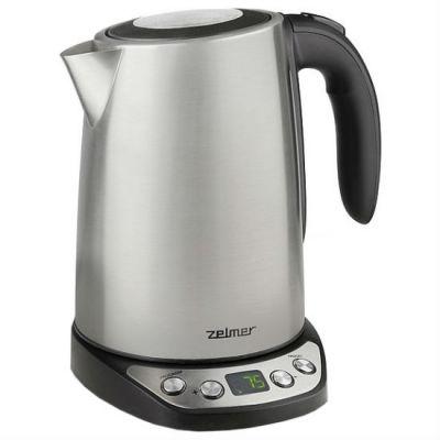 Электрический чайник Zelmer ZCK1176X серебристый