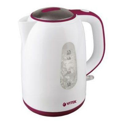 Электрический чайник Vitek VT-7006 белый