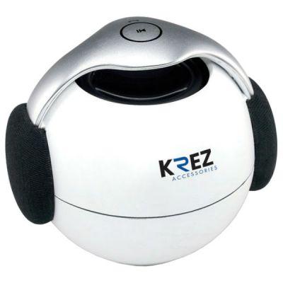 Колонки Krez AB-111 White